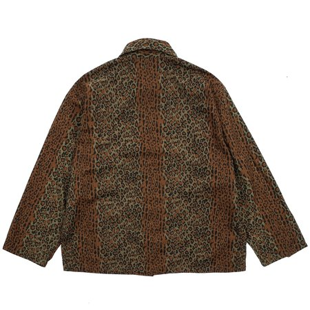 South2 West8 HUNTING SHIRT - LEOPARD