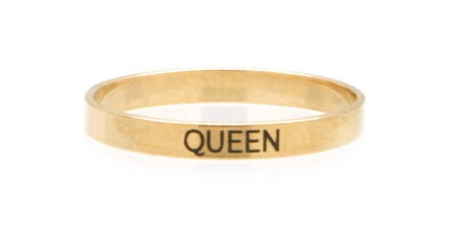 Jurate Queen Ring - 14K Gold filled