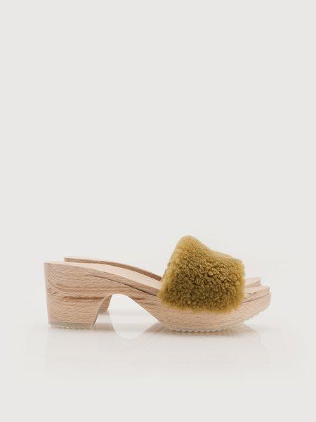 ZUZII FOOTWEAR Midi Clogs - Avocado