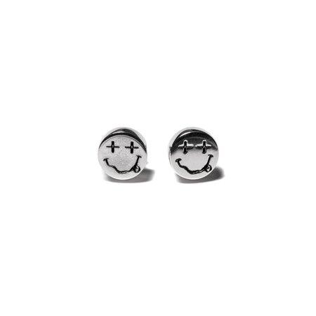 MAPLE Nevermind Earrings - Silver