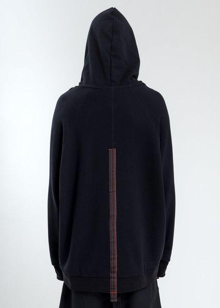 Komakino Oversized Hoodie - Black