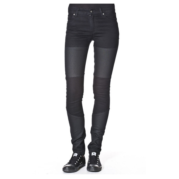 CHEAP MONDAY - TIGHT COATED denim