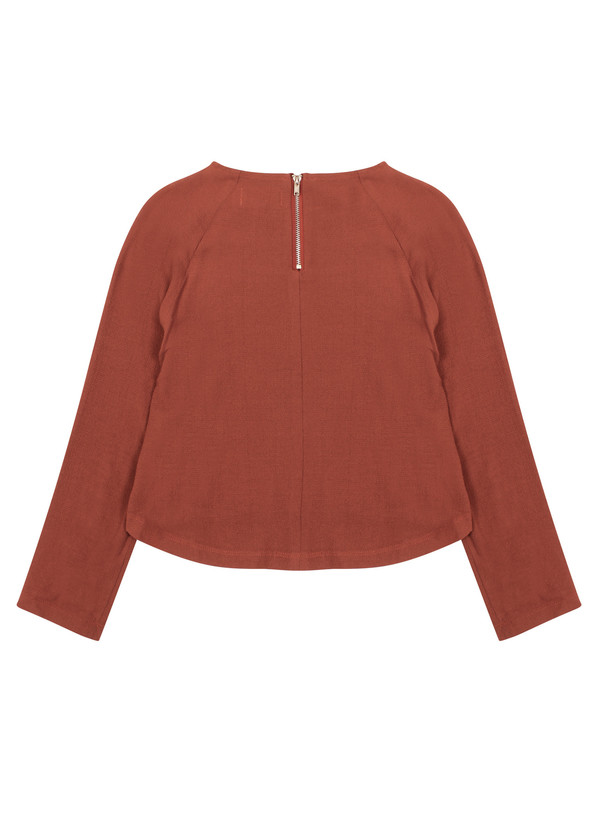 Kid's Child.ish Kayleigh Fitted Blouse