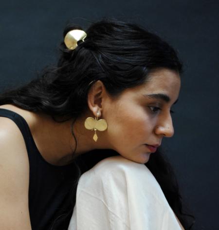 Ariana Boussard-Reifel mazcala single earring