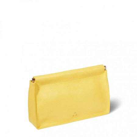 Jerome Dreyfuss Clic Clac Large Bag - Chevre Mimosa