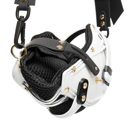 INNERRAUM Smartphone Bag - White/Black