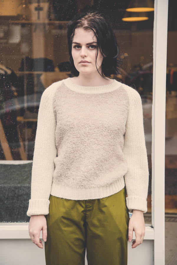 Osei-Duro Boucle Pullover Sweater