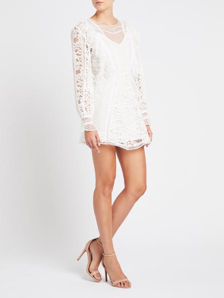 IRO Fergus Dress - white