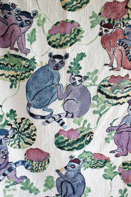 Olivia Wendel Lemur Blanket