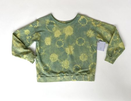 Alexa Yurianna Anderson Laguna Sweatshirt - Tie Dye