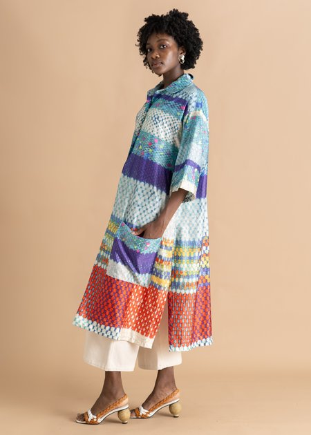 Nicholas Coutts Crystal Pools Tunic