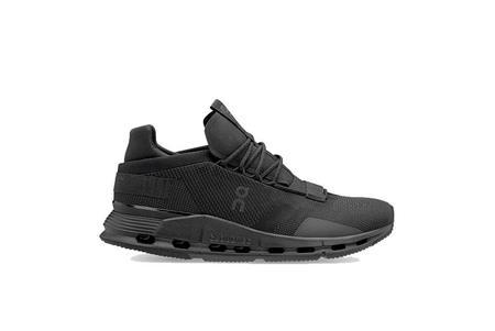 On Cloudnova Sneakers - Black/Eclipse