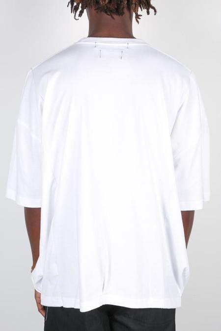 BELLWOODMADE TACK TEE - OPTIC WHITE