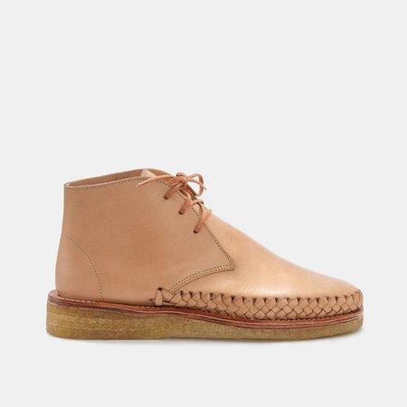 TheCanoShoe Gabriel Desert Boot - Beige