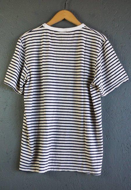 Goodwear Hemp-Organic Cotton T-Shirt - Stripe