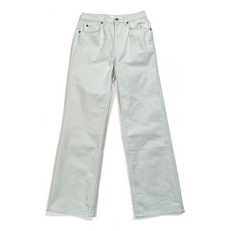 Apiece Apart Highway 1 Bootcut Jeans - Super Bleach