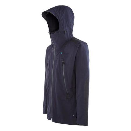 Klattermusen Midgard Shell Jacket - Storm Blue