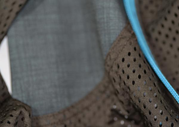 VPL Gill Jacket: Tar x Turquoise