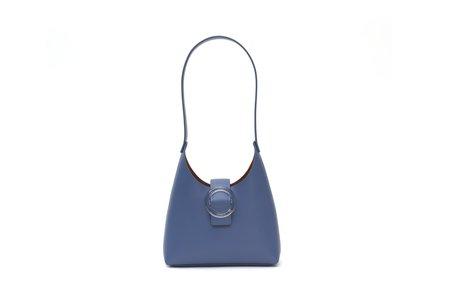IMAGO-A Nº44 Lucite Buckle Mini - Bleu