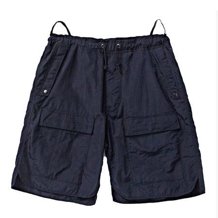 Eastlogue Shorts Nylon Washer - Navy