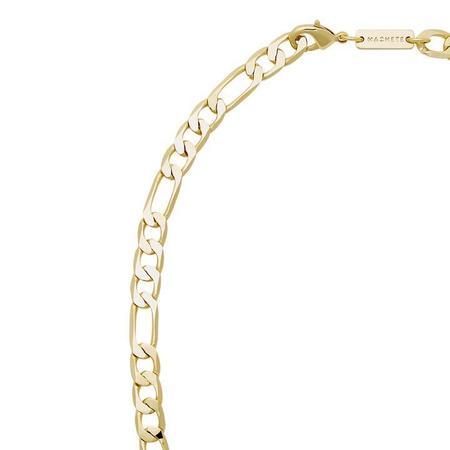 Machete Large Figaro Chain Necklace