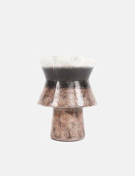 101 Copenhagen Gallery Vase - Grey/Brown