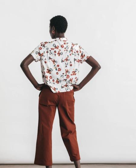 Bridge & Burn Greer Shirt - Tulip