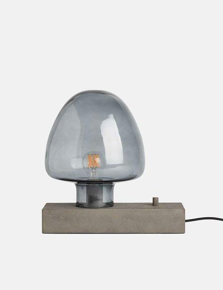 101 Copenhagen Fungi Floor Lamp - Oxidized Grey