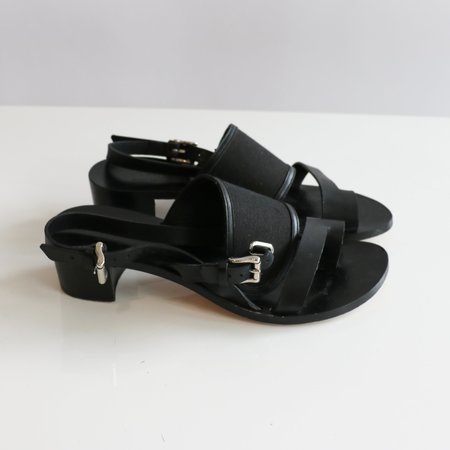 [Pre-loved] Heschung Sandals - Black