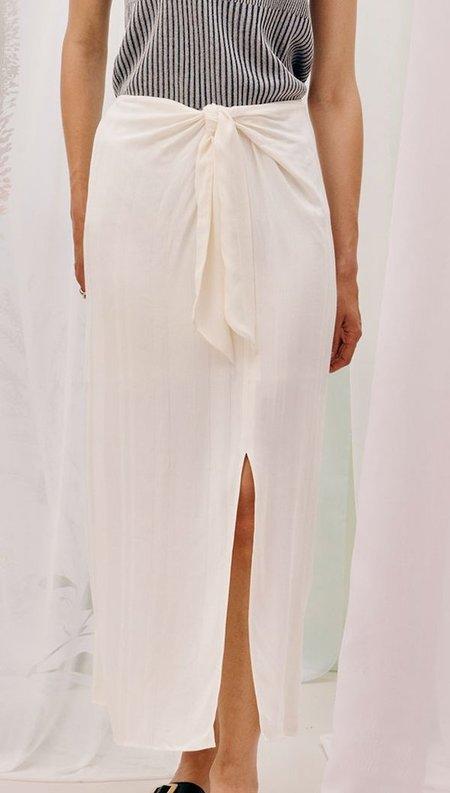 Charli Jaden Skirt - Ivory