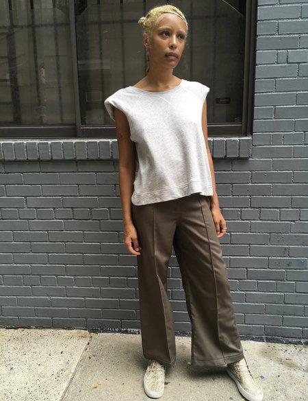 Alexa Stark Plain Pin Trouser
