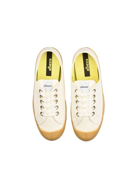 Novesta Star Master Sneakers - White Transparent