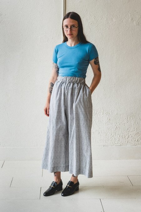 Cawley Studio May Cotton Pants - Block Printed
