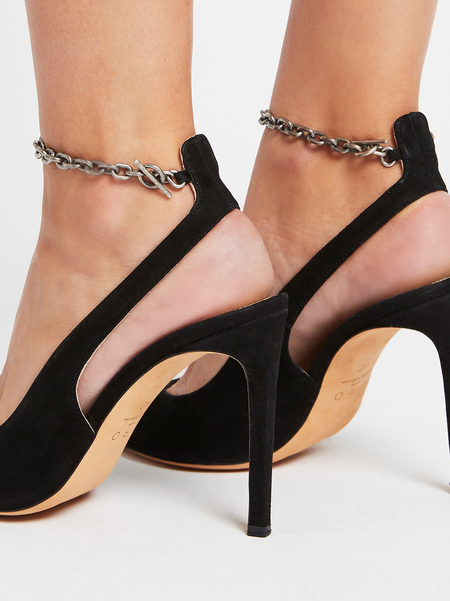 IRO Alio Heel - Black