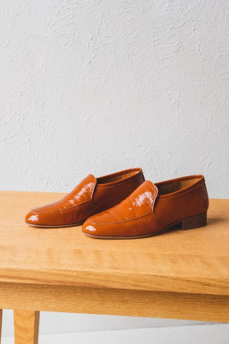 Anne Thomas Leo Loafer - Koti Brown