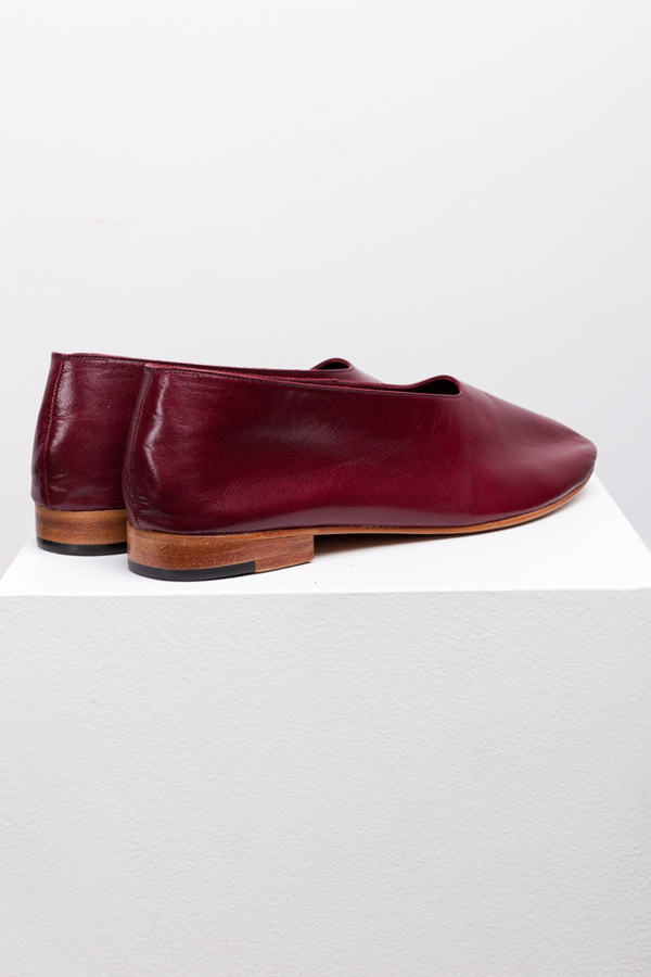 Martiniano Glove Burgundy