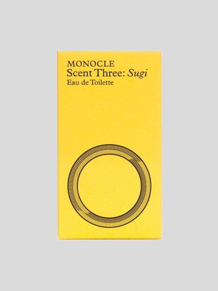 Comme des Garçons Monocle Scent Three Sugi