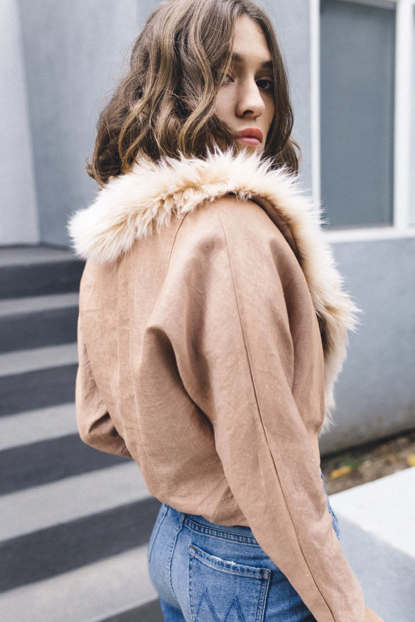 THE HARLOW JACKET