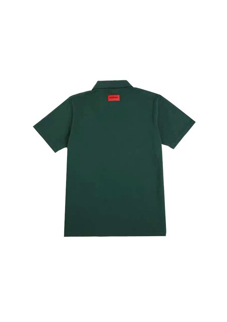 3standardstoppage HEADACHE POLO - Dark Green