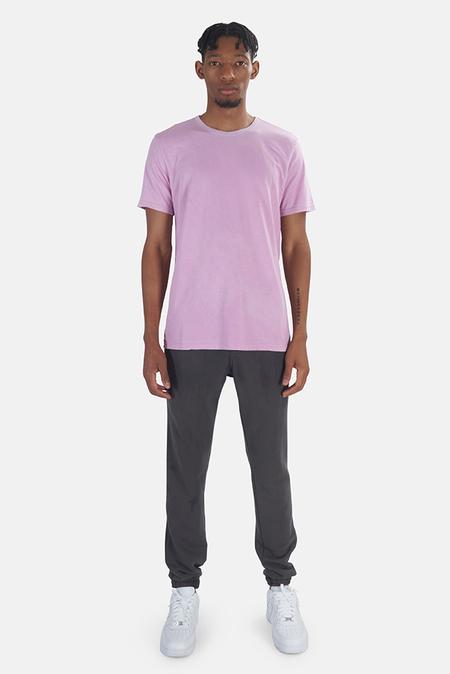 Cotton Citizen x Blue&Cream Classic Crewneck T-Shirt - Vintage Pink Lavender