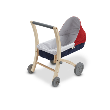 Kids Plantoys Doll Stroller