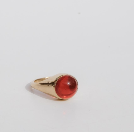 Luiny Primary Ring - red