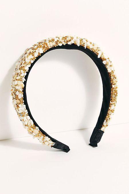 Valet Studio Seashell Headband