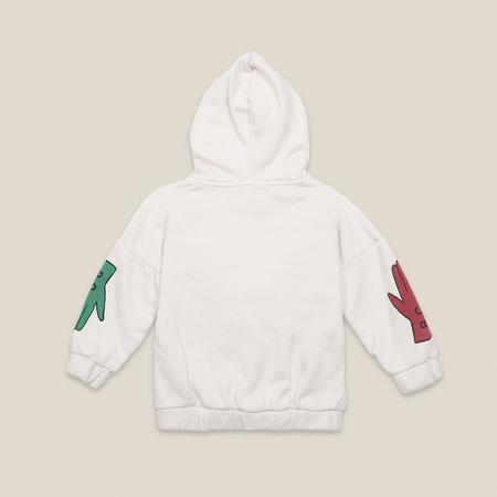 Kids Bobo Choses Lost Gloves Kid's Sweatshirt - White