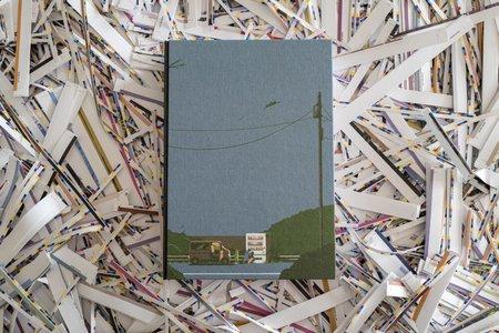 THE JAUNT Book (Tom Haugomat Edition)