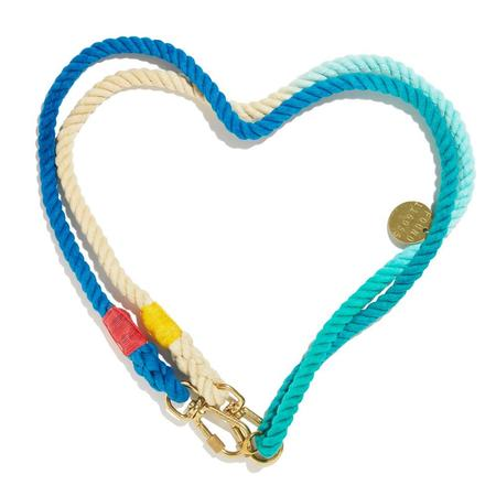 Found My Animal The Bahamas Rope Dog Leash - Ombre