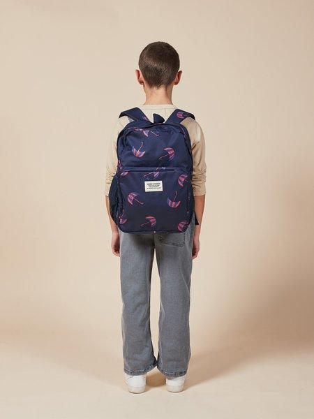 KIDS BOBO CHOSES Umbrellas Backpack - MIDNIGHT BLUE
