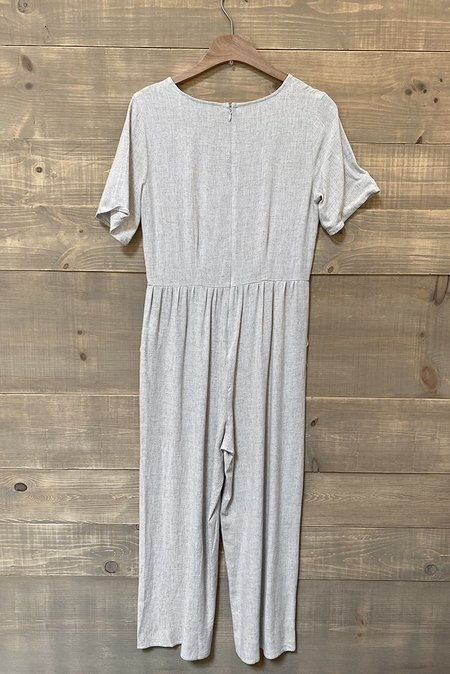 Rokoko Linen Day Jumper - Natural