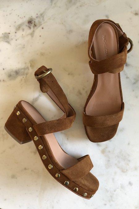Rachel Comey Cuff Sandal - Brown