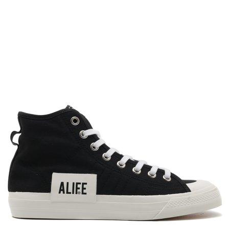 adidas Originals by ALIFE Nizza Hi SNEAKERS - Black